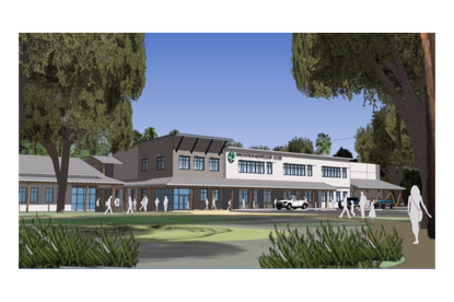 A rendering of the new K-8 Montessori school dubbed Innovation Charter School proposed for Ocoee.