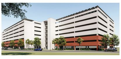 Florida Hospital plans solar-powered parking garage expansion in Health Village