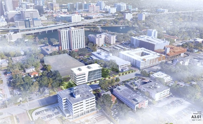Orlando Health files plans for corporate office in SoDo district
