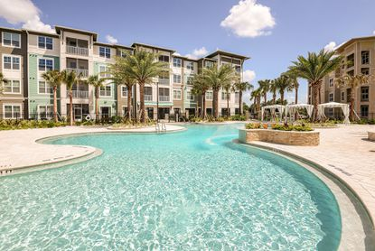 Bluerock REIT pays $62M+ for new Class A apartments near SeaWorld