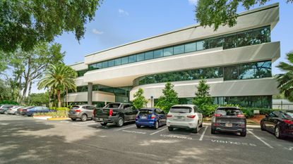 This office building at 225 S. Westmonte Drive in Altamonte Springs along with another building at 237 S. Westmonte recently sold together at Premier Point for $11.75 million.
