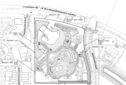 Margaritaville Resort's 13-acre water park will have a wave pool, lazy river and four clusters of waterslides.