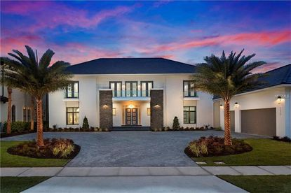 Robert Griffin III bought this 13,000-square-foot mansion in Reunion Resort for $2.85 million.