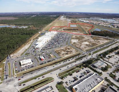 Luxury apartment developer Northwood Ravin paid $25 million this week for 45+ acres in Sunrise City, next to the Publix-anchored Sunrise City Plaza on S.R. 535/Vineland Road.