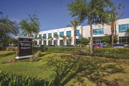 New York-based Pacer Partners paid $28 million this month for suburban office buildings, 700 and 800 SouthPark Center, near Orlando International Airport.