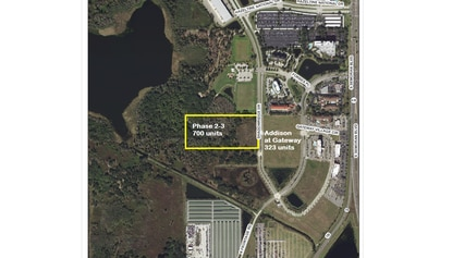 Contravest to build new Addison-branded complex near airport