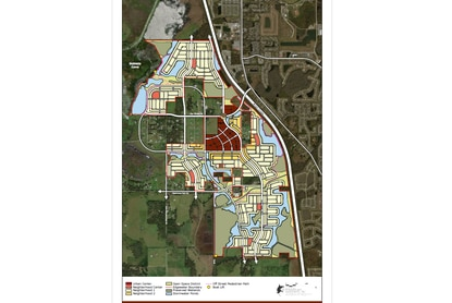BTI Partners, which is under contract to buy roughly 1,400 acres of the master-planned Edgewater community, has filed a revised Concept Plan with Osceola County.