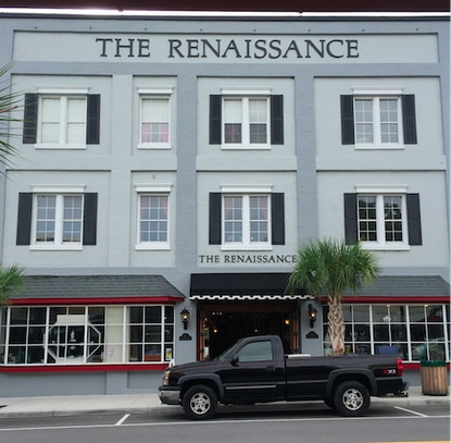 A Mount Dora icon, the restored Renaissance Building, was sold.