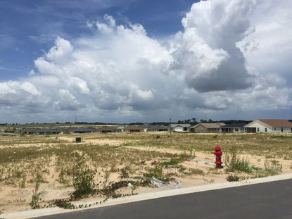 The Villages at Fruitland Park is set to double the population of Fruitland Park.