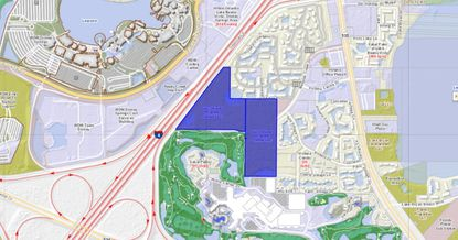 AIC Hotels affiliate buys acreage near Disney Springs from Great Wolf Lodge parent