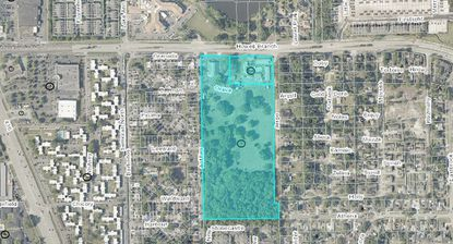 Pulte Homes wants to annex about 20 acres into the city for future townhome development.