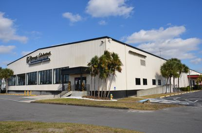 This is one of four industrial buildings totaling about300,000 square feetthat sold for almost $11 million in the sale by Orlando Shader Realty Associates Ltd.