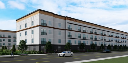 Saxon Partners paid $3.1 million this week for the 11-acre site next to Osceola Regional Medical Center. The developer has launched a new multifamily division to build apartments geared toward healthcare workers.