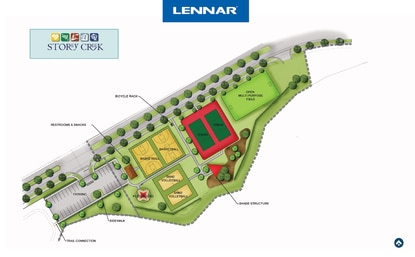 "Lennar rebrands 992-home subdivision in Osceola as part of its ""Storey"" collection"