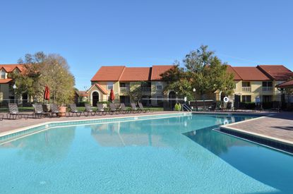Chandler Residential paid $49.5 million last week for the 384-unit Lake Tivoli Apartments in Kissimmee.