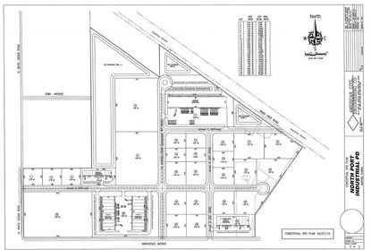 Industrial park proposed for longtime family property in Sanford