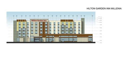New select service Hilton flag headed to Millenia Boulevard