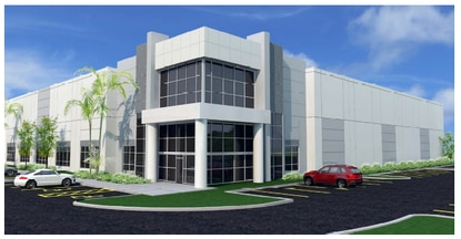 Industrial REIT eyeing site near Reunion for huge new distribution park