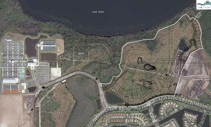 Plans filed for estate homes expansion of Lake Nona Golf & Country Club
