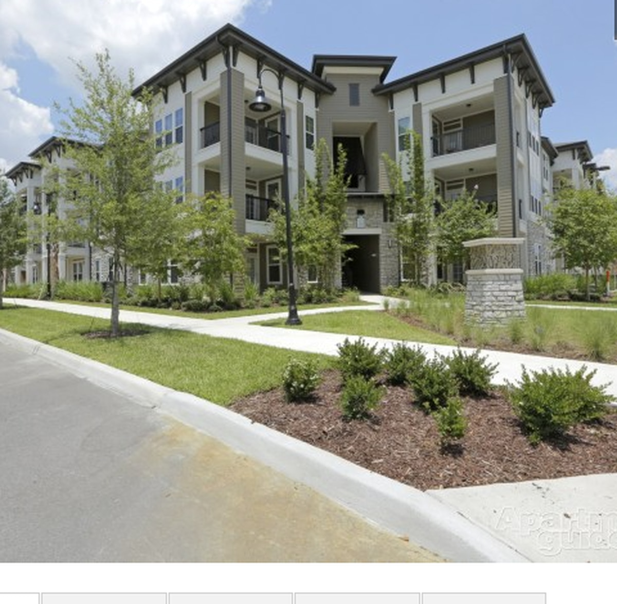 Lake Nona-area Apartment Complex Goes For $56M