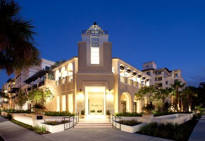 Rollins College preps filing of room & garage expansion plan for The Alfond Inn
