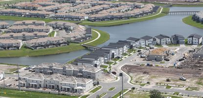 Lennar's Storey Lake, shown in this June 7 photo, is one of Osceola County's fastest growing vacation home resorts, and it's about to get much bigger.