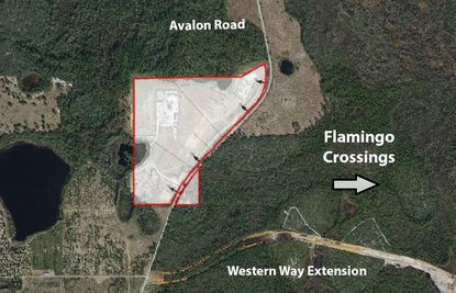 Property owner working to entitle and sell more than 100 acres of vacant land in Horizon West