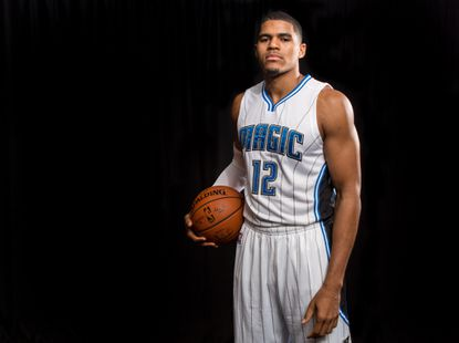 Orlando Magic forward Tobias Harris