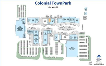 Canada-based developer-investor buys Lake Mary's Colonial TownPark center