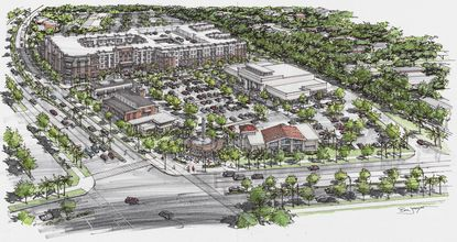 Construction will start in June on the first phase of The Packing District, at the northeast corner of Princeton Avenue and Orange Blossom Trail.