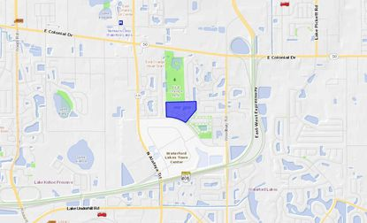 Victoria Place Apartments, 364 units on 22 acres, is located at 12612 Victoria Place Circle in Waterford Lakes.