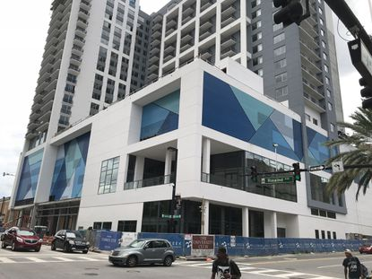 University Club buys space in new downtown Orlando tower, preps buildout