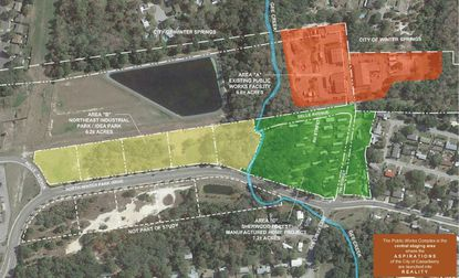 Casselberry seeks design services team to lead new Public Works complex project