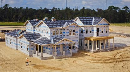 Mattamy Homes is building six model homes in Phase 1 of Celebration Island Village.