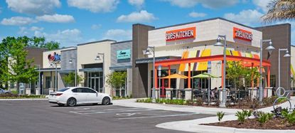 The Shoppes at Currency Circle in Lake Mary recently sold to a South Florida family for $9.15 million.