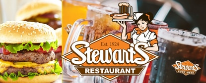 New Jersey-based Stewart's All American plans to open seven new stores in Florida in the next 18 months, including at least two in Orlando.