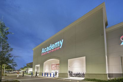 Photo of the Academy Sports anchor store at the Alafaya Commons shopping center.