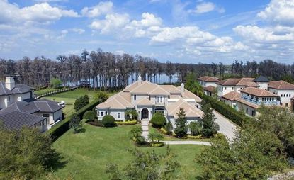 The Windermere mansion of pro golfer D.A. Points sold recently for $3.3 million as he relocated nearby.