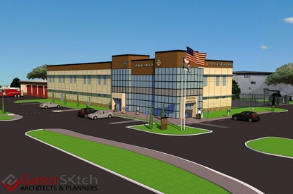 Groveland moving forward with plans for $12M public safety complex