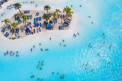 Crystal Lagoons USA opened its first crystalline swimming lagoon north of Tampa. ADELON Capital plans to build at least five more across Central Florida.