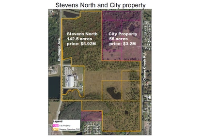 St. Cloud Council to vote on $8.25M land sale for new Stevens Plantation mixed-use