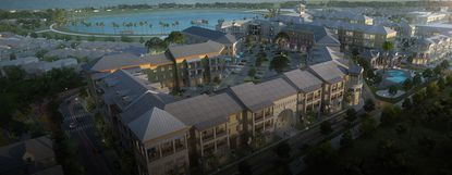 Avalon Park Group is planning 300 multifamily units as part of its Avalon Park Village in Tavares. The developer will break ground this summer on 240 single family homesites as the first residential component of the mixed-use district.