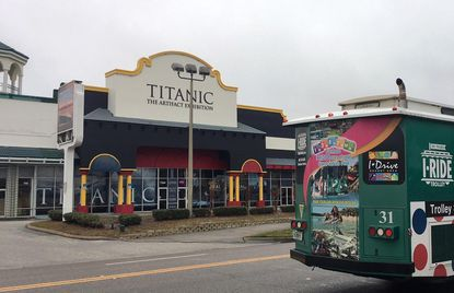 International Drive mainstay Dowdy Properties has purchased two buildings including this one that's home to Titanic: The Artifact Exhibition north of Sand Lake Road and across from its own offices.