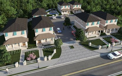 Developer looking for partners on Rollins College student housing venture