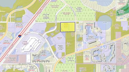 Located at 7510 Lake St. on the southeast corner with Daryl Carter Parkway, Northwood Ravin's new property is just minutes by car to the Buena Vista Drive entrance to Walt Disney World.