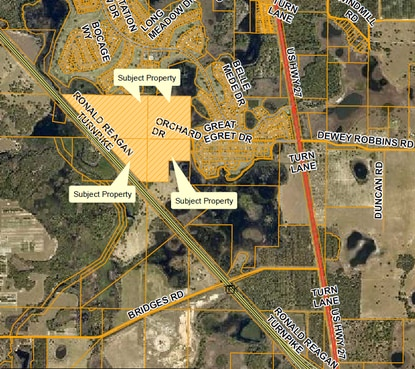 The City of Leesburg annexed 158 acres for the next two phases of the Whitemarsh subdivision.