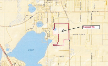 Developers paid $1.2 million for 87 acres in Haines City that was recently rezoned for a 367-lot subdivision.