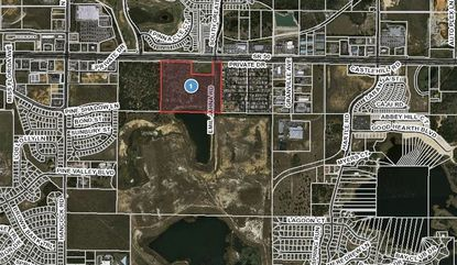 UP Development bought a 41.33-acre commercial parcel on S.R. 50 in Clermont for $5 million this week.