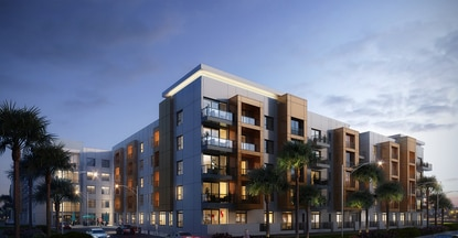 LeCesse closes on land for new SoDo district apts, plans February start