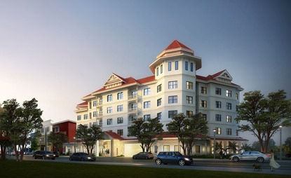 Mosaic unveils new master plan, schedule for Kissimmee downtown redevelopment